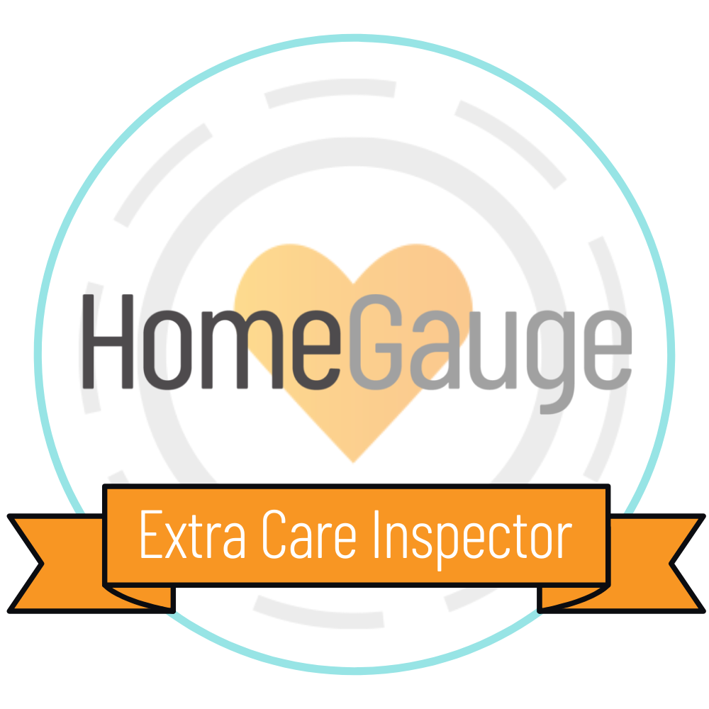HomeGauge ExtraCare Badge
