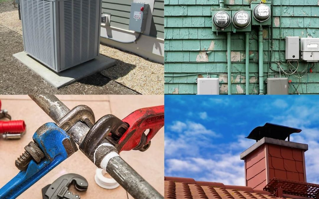 Four-Point Home Inspection